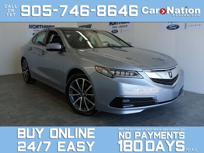 used 2016 Acura TLX car, priced at $22,888