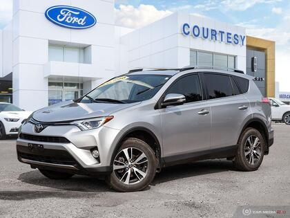 used 2018 Toyota RAV4 car, priced at $26,987