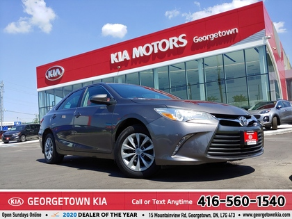 used 2016 Toyota Camry car, priced at $15,449
