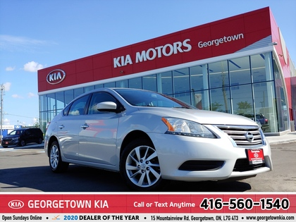 used 2015 Nissan Sentra car, priced at $7,950