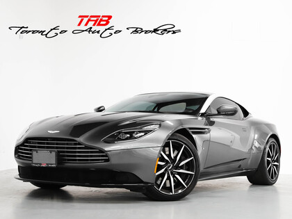 used 2017 Aston Martin DB11 car, priced at $169,910