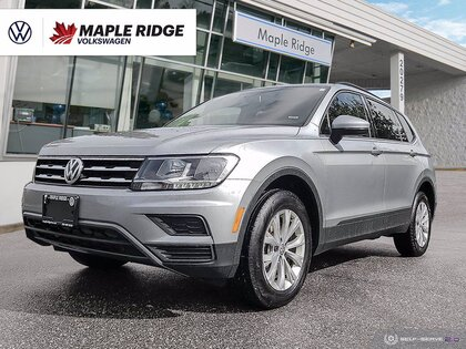 used 2019 Volkswagen Tiguan car