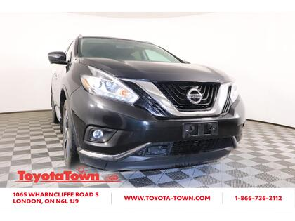 used 2017 Nissan Murano car, priced at $27,998
