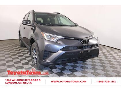 used 2017 Toyota RAV4 car, priced at $19,998