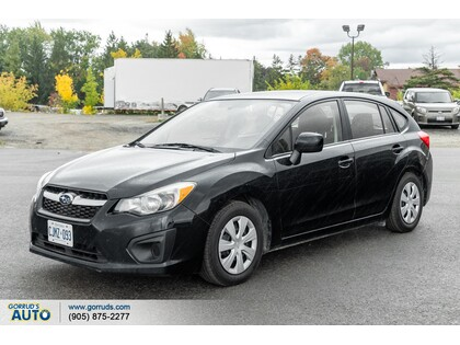 used 2013 Subaru Impreza car, priced at $8,988