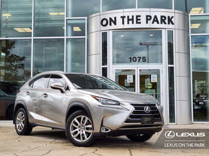 used 2017 Lexus NX 200t car, priced at $30,888