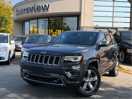 used 2016 Jeep Grand Cherokee car