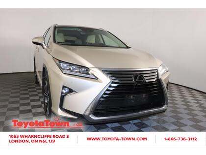used 2017 Lexus RX 350 car, priced at $37,998
