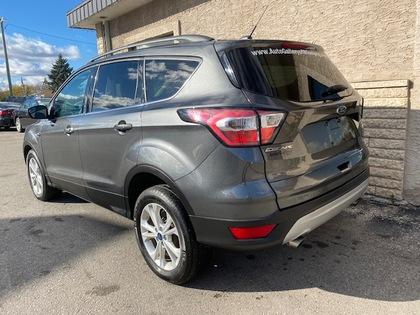 used 2018 Ford Escape car, priced at $23,488
