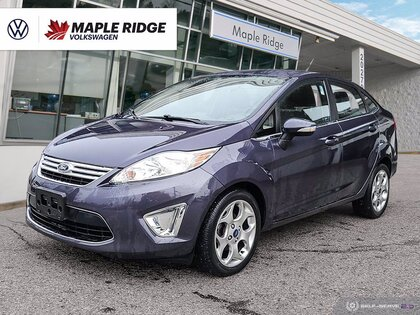 used 2013 Ford Fiesta car, priced at $9,988