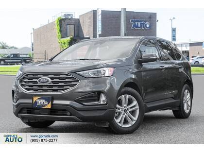 used 2019 Ford Edge car, priced at $27,488