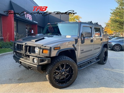 used 2008 Hummer H2 car, priced at $57,910