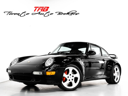 used 1996 Porsche 911 car, priced at $138,910
