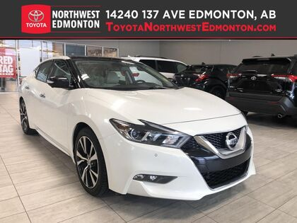 used 2017 Nissan Maxima car, priced at $26,469