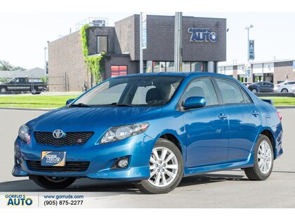used 2010 Toyota Corolla car, priced at $9,288