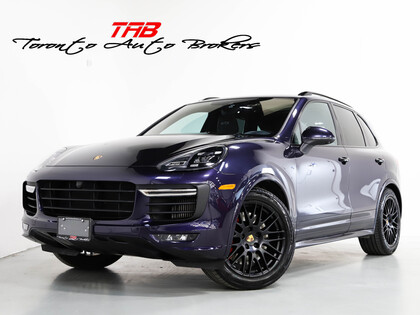 used 2017 Porsche Cayenne car, priced at $69,910