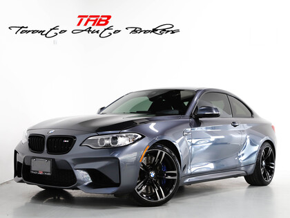 used 2017 BMW M2 car, priced at $47,910