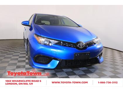 used 2017 Toyota Corolla iM car, priced at $17,998