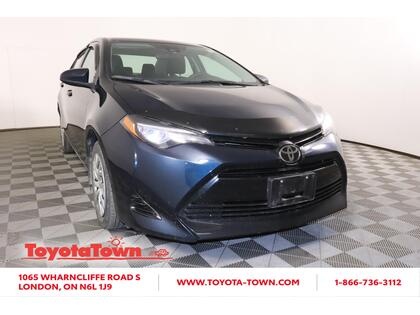 used 2017 Toyota Corolla car, priced at $15,998