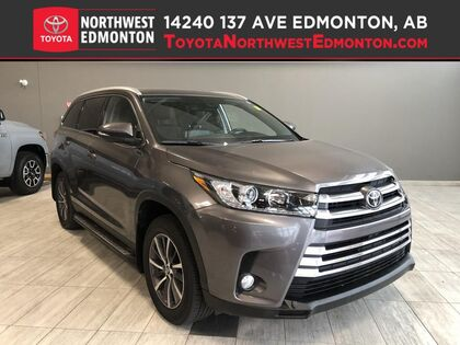 used 2019 Toyota Highlander car, priced at $46,849