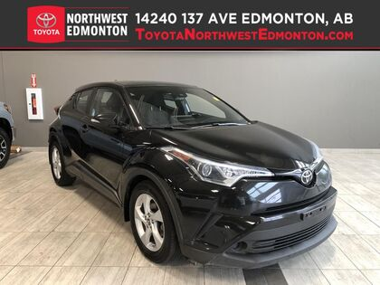 used 2018 Toyota C-HR car, priced at $23,849