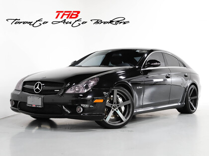 used 2007 Mercedes-Benz CLS-Class car, priced at $25,910