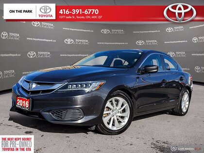 used 2016 Acura ILX car, priced at $14,590