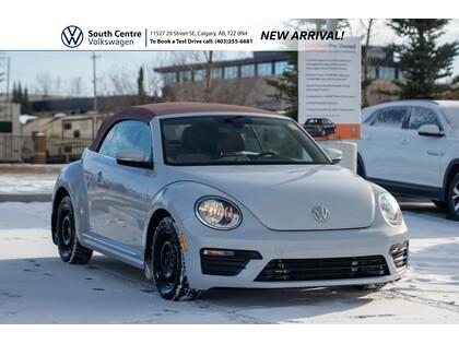 used 2017 Volkswagen Beetle car, priced at $25,000