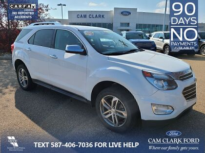 used 2016 Chevrolet Equinox car, priced at $17,260
