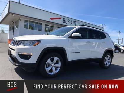 used 2018 Jeep Compass car, priced at $22,480