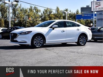 used 2018 Mazda Mazda6 car, priced at $20,980
