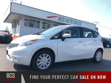 used 2015 Nissan Versa Note car, priced at $12,980