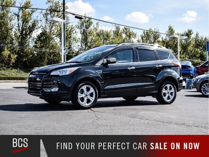 used 2015 Ford Escape car, priced at $15,980