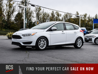 used 2016 Ford Focus car, priced at $12,980