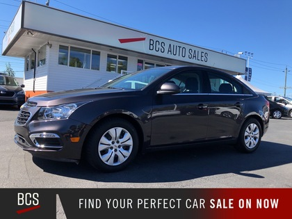 used 2016 Chevrolet Cruze car, priced at $14,680