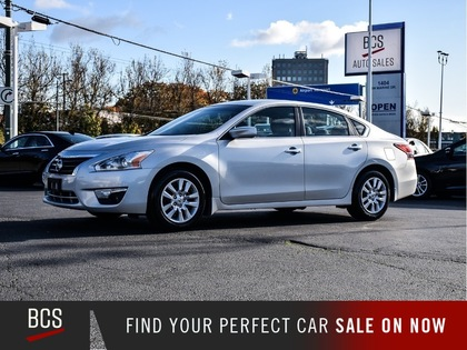 used 2015 Nissan Altima car, priced at $15,680