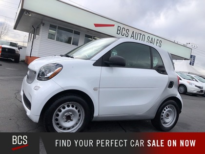used 2016 smart ForTwo car, priced at $9,980