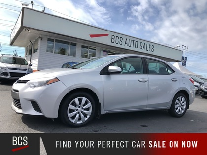 used 2014 Toyota Corolla car, priced at $13,980