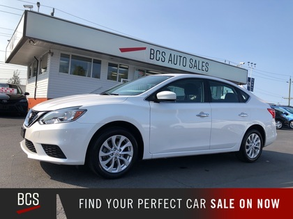 used 2016 Nissan Sentra car, priced at $13,880