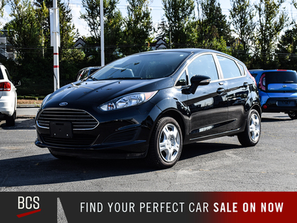 used 2017 Ford Fiesta car, priced at $13,980