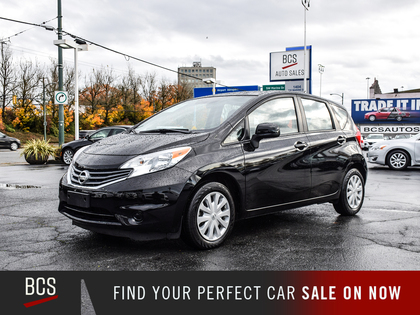 used 2014 Nissan Versa Note car, priced at $12,980