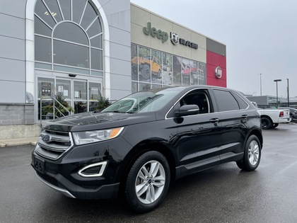 used 2016 Ford Edge car, priced at $19,770