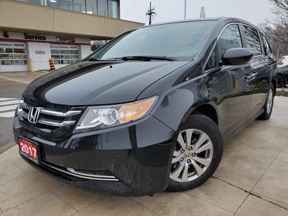 used 2017 Honda Odyssey car, priced at $27,495