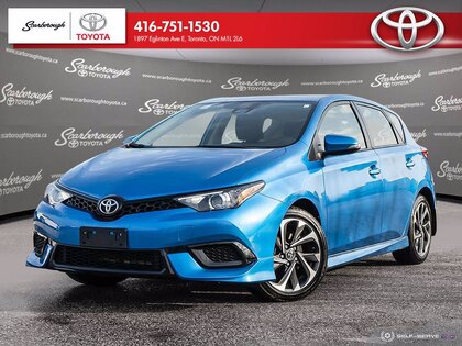 used 2018 Toyota Corolla iM car, priced at $15,700