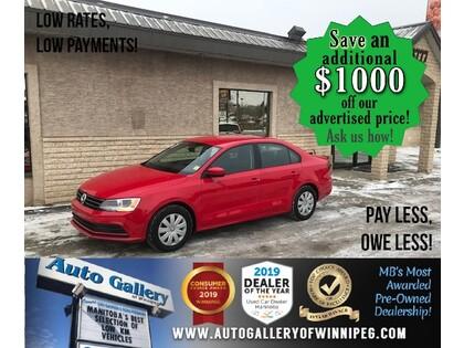 used 2017 Volkswagen Jetta Sedan car, priced at $15,388