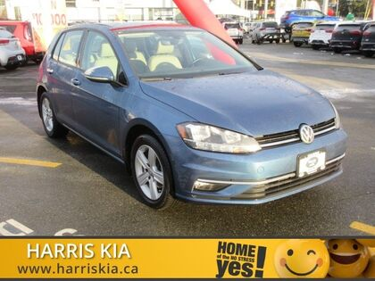 used 2019 Volkswagen Golf car, priced at $24,998