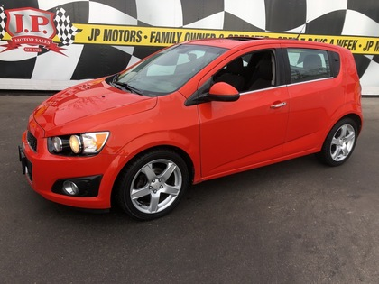 used 2012 Chevrolet Sonic car, priced at $5,495