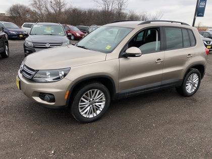 used 2016 Volkswagen Tiguan car, priced at $15,750