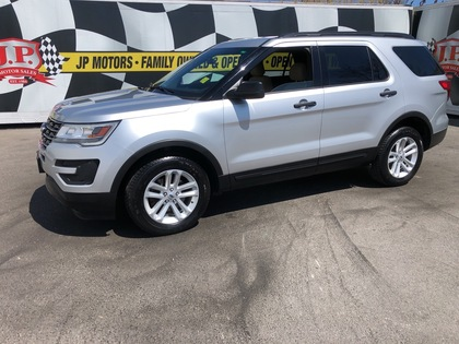 used 2017 Ford Explorer car, priced at $23,399