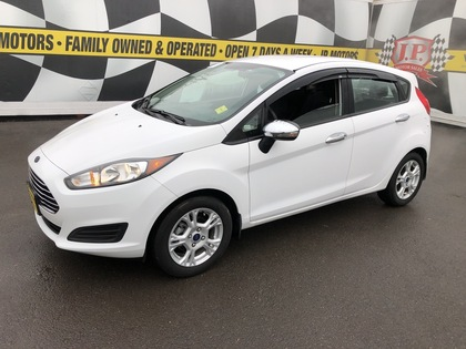 used 2015 Ford Fiesta car, priced at $11,788